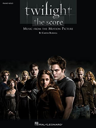 9781423469063: Carter Burwell: Twilight - The Score: The Score: Music from the Motion Picture (Pvg)