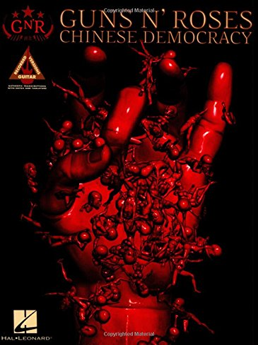 Guns N' Roses - Chinese Democracy (Guitar: Guns N' Roses