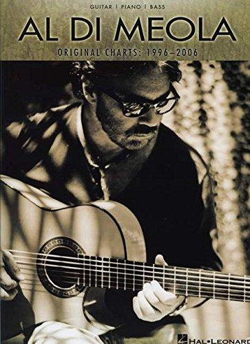 9781423470489: Al Di Meola - Original Charts: 1996-2006
