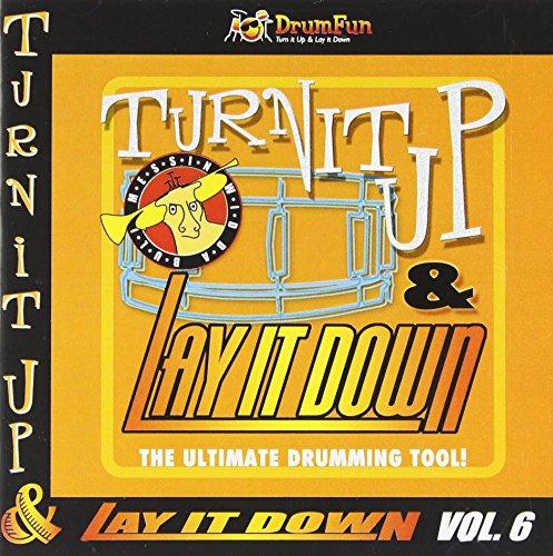 Turn it Up and Lay it Down - Messin' Wid Da Bull: Volume 6