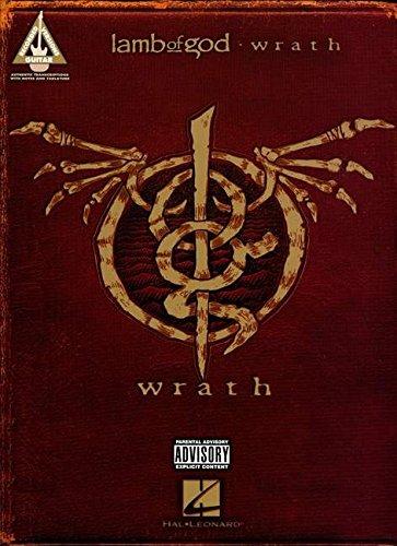 9781423472179: Lamb of God - Wrath (Guitar Recorded Versions)