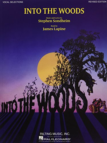 9781423472643: Stephen Sondheim Into The Woods Revised Edition Vocal Selections Book