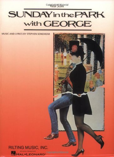 Sunday in the Park with George (Vocal Score)