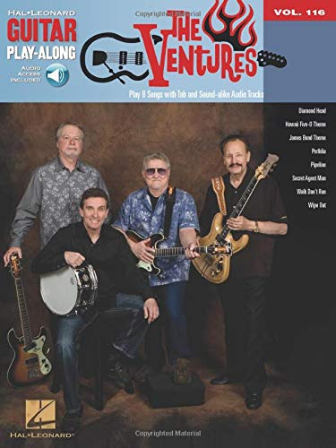 The Ventures: Guitar Play-Along Volume 116: The Ventures