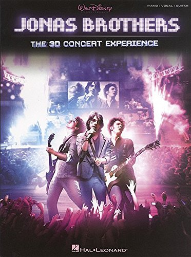 9781423474555: Jonas Brothers - The 3D Concert Experience
