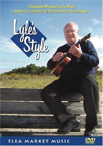 9781423474579: Ritz Lyles Style Perf Tech Uke DVD