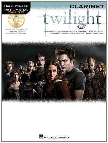 9781423474593: Hal Leonard Instrumental Play-Along: Twilight (Clarinet)