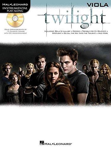 Twilight: Viola (Hal Leonard Instrumental Play-Along): Hal Leonard Corp.
