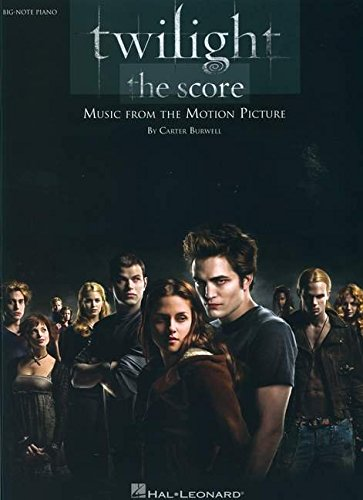 Twilight: The Score: Music from the Motion Picture (Sheet Music)