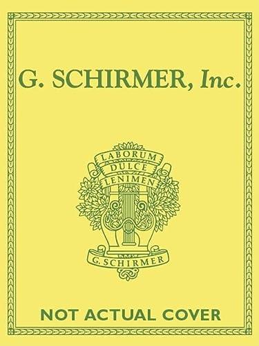 9781423474722: Scene De Ballet Op100 Violin And Piano (Schirmer's Library of Musical Classics)