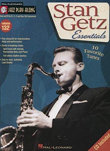 Jazz Play-Along Volume 132: Stan Getz: Stan Getz