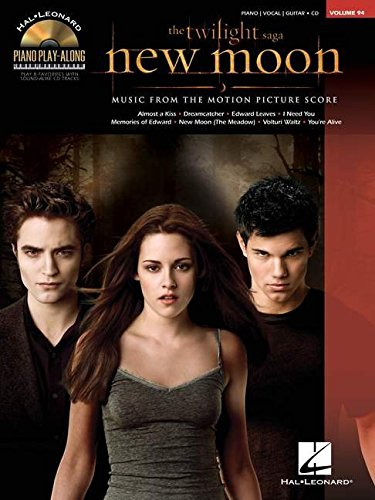 The Twilight Saga - New Moon: Music from the Motion Picture Score Piano Play-Along, Vol. 94 (...