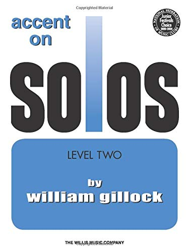 9781423475798: Accent on Solos Book 2
