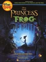 9781423476061: The Princess and the Frog (Let's All Sing)