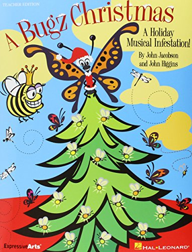 9781423476559: A Bugz Christmas: A Holiday Musical Infestation