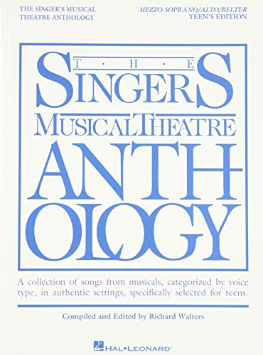 The Singers Musical Theatre Anthlogy Teen's Edition