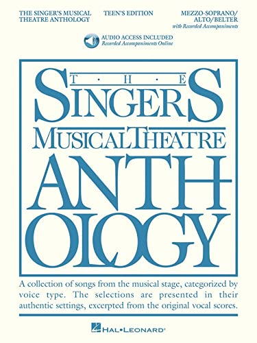 The Singer's Musical Theatre Anthlogy