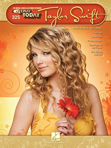 9781423476887: Taylor Swift: E-Z Play Today Volume 325