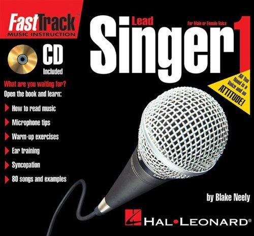 9781423477532: Fasttrack Mini Lead Singer Method - Book 1
