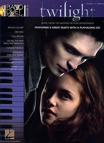 9781423477914: Twilight: Piano Duet Play-Along Volume 33