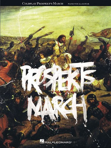 9781423478058: Coldplay - Prospekts March