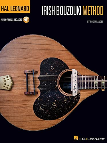 9781423479635: Hal Léonard irish bouzouki method guitare+enregistrements online