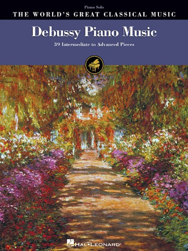 9781423481201: Debussy Piano Music (World's Great Classical Music)