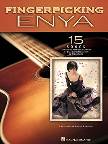 Fingerpicking Enya - 15 Songs for Solo: Enya (CRT)/ Beekman,
