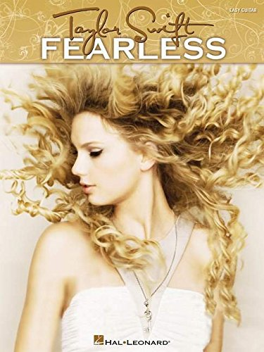 9781423481645: Taylor Swift - Fearless: Easy Guitar with Notes & Tab