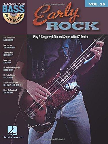 9781423482178: Bass Play-Along Volume 30: Early Rock (Hal Leonard Bass Play-Along)