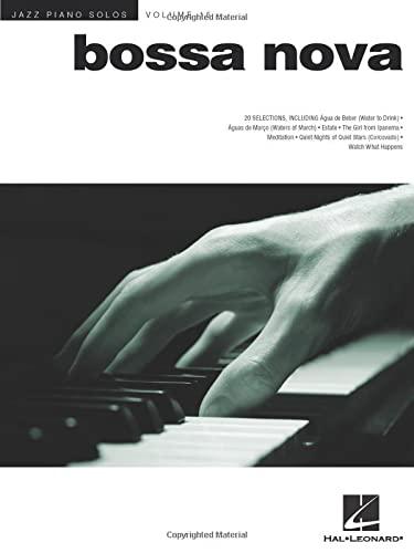 9781423482185: Jazz Piano Solos Volume 15: Bossa Nova (Jazz Piano Solos Series)