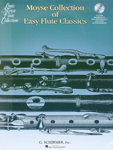 9781423482796: Moyse Collection of Easy Flute Classics: 20 Pieces edited by Louis Moyse with online audio of performances and accomaniments
