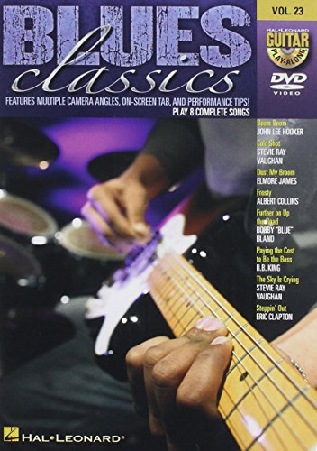 9781423483342: Guitar Play-Along: Volume 23: Blues Classics