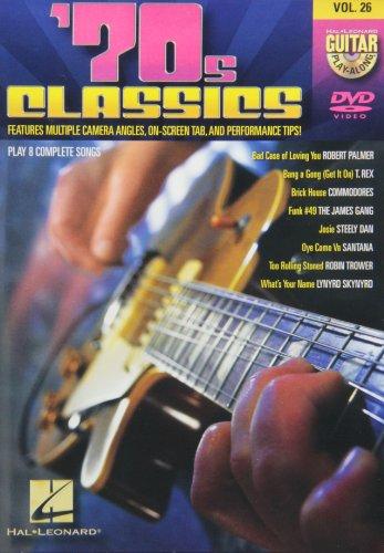 9781423483373: Guitar Play-Along: Volume 26: '70s Classics