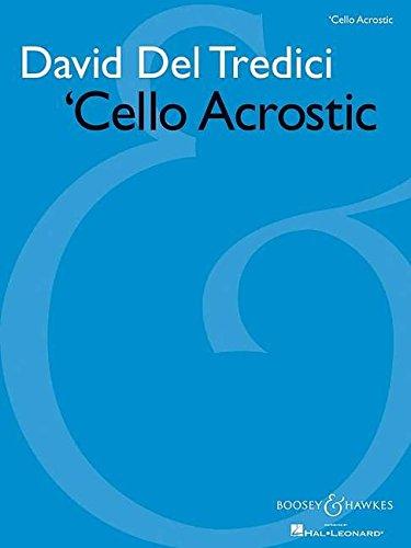 9781423483526: 'Cello Acrostic: for Solo Cello