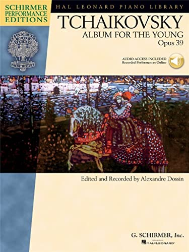 9781423483885: Album for the Young - Tchaïkovski Piano +CD (Schirmer Performance Editions)