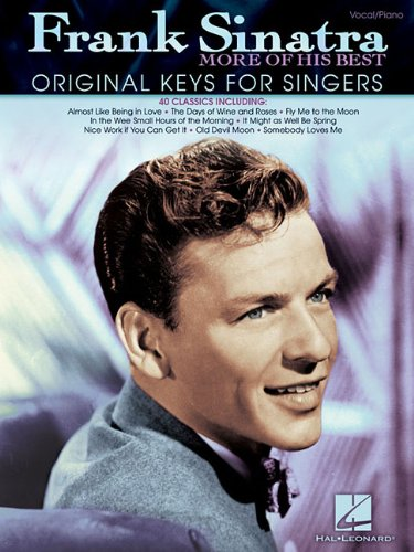 9781423484141: Frank Sinatra - More Of His Best (Original Keys For Singers)