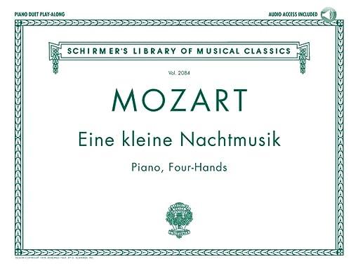 9781423485520: EINE KLEINE NACHTMUSIK - PIANO DUET PLAY-ALONG WITH CD