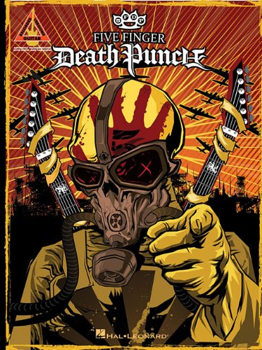 9781423486671: Five Finger Death Punch (Guitar Recorded Versions)