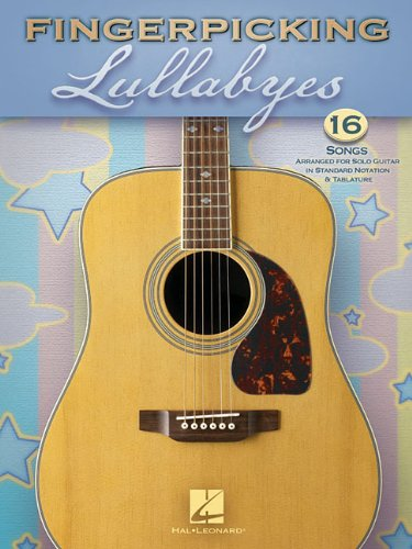 9781423487425: Fingerpicking Lullabyes (Solo Guitar)