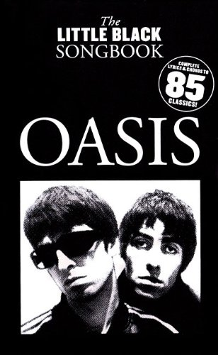 9781423487609: Oasis (Little Black Songbooks)