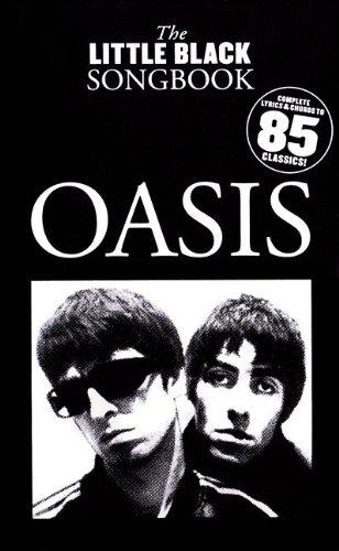 9781423487609: Oasis - The Little Black Songbook: Chords/Lyrics (Little Black Songbooks)