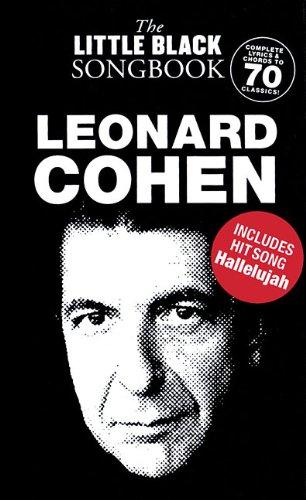 9781423487616: Leonard Cohen (Little Black Songbooks)