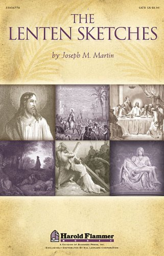9781423488200: The Lenten Sketches
