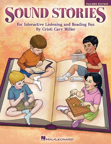 9781423488279: Sound Stories: For Interactive Listening and Reading Fun