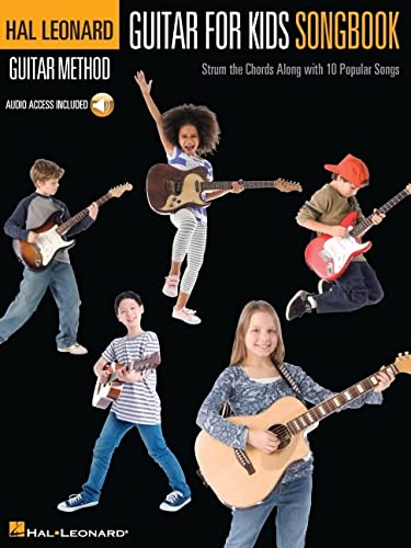 9781423488996: Hal Leonard Guitar Method Guitar For Kids Songbook Gtr Book/Cd (Hal Leonard Guitar Method (Songbooks))