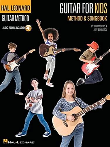 9781423489023: Guitar for Kids Method & Songbook: Hal Leonard Guitar Method