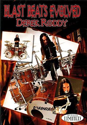 BLAST BEATS EVOLVED DVD DEREK RODDY DRUM DVD 2HR 30MIN Format: DvdRom