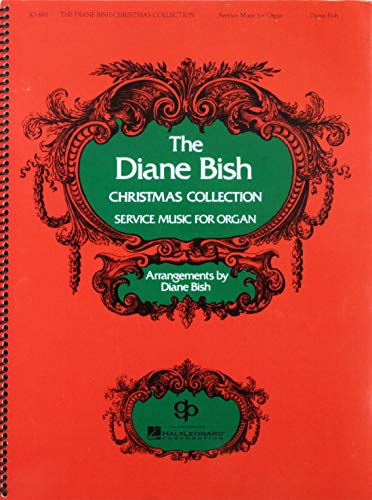 9781423489818: Diane Bish - Christmas Collection: Organ