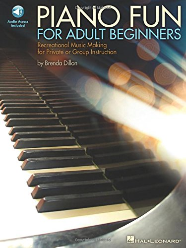 9781423489894: Piano Fun for Adult Beginners: Recreational Music Making for Private or Group Instruction